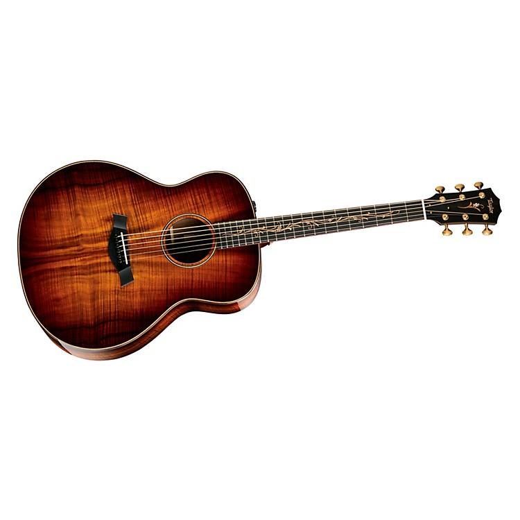 TaylorK28e Koa Series Grand Orchestra Acoustic-Electric Guitar
