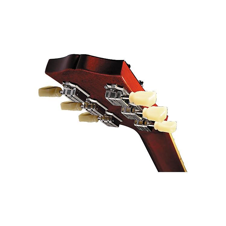 KlusonK33 Keystone Guitar Tuning Machines 3-Per-SideSatin Nickel