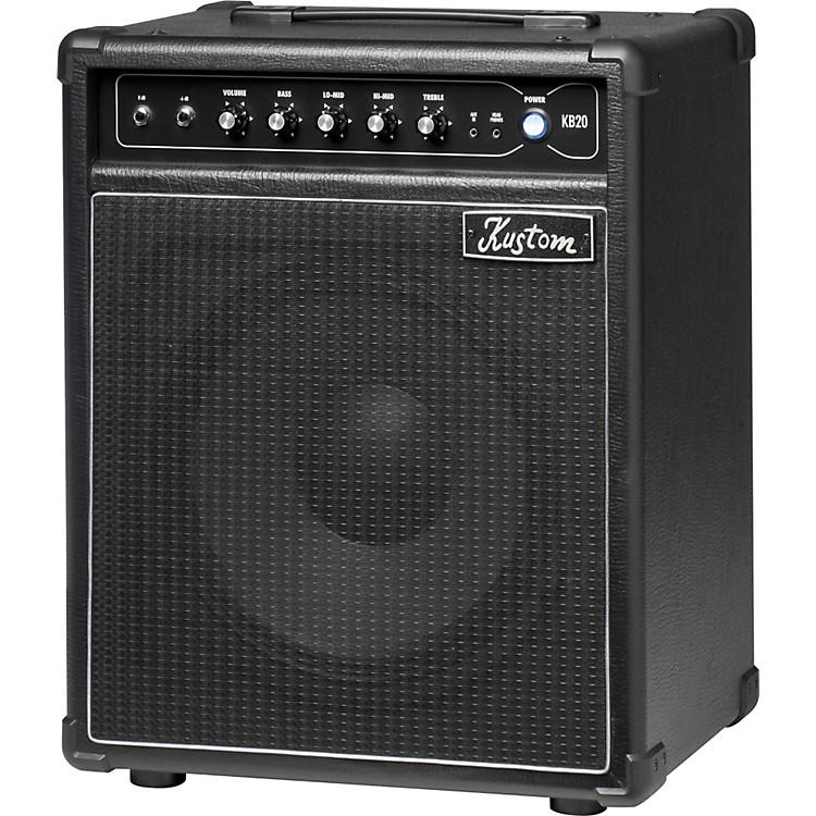 KustomKB20 20W 1x12 Bass Combo Amp