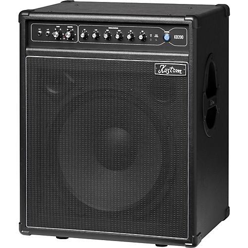 Kustom KB200 200W 1x15 Bass Combo Amp