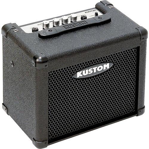Kustom KBA10 10-Watt Bass Amp with 8