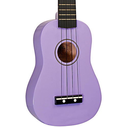 Kohala KG-S Soprano Ukulele Purple