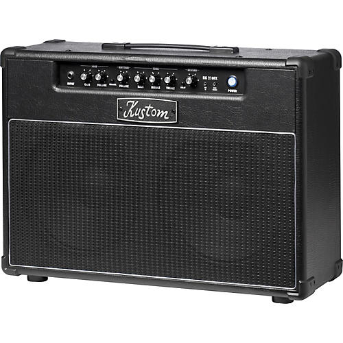 Kustom KG210FX 20W 2x10 Guitar Combo Amp with Digital Effects Black