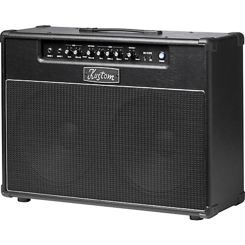 Kustom KG212FX 30W 2x12 Guitar Combo Amp with Digital Effects-thumbnail