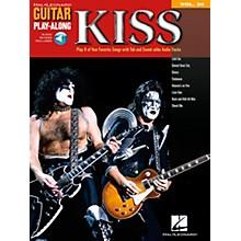 Hal Leonard KISS Guitar Play-Along Series Book with CD