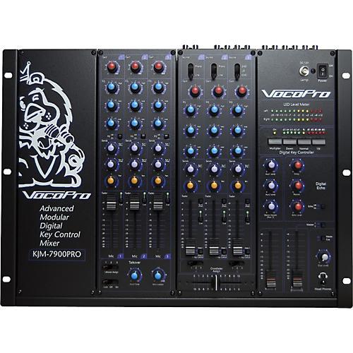 VocoPro KJM-7900 PRO DJ & KJ Karaoke Mixer-thumbnail