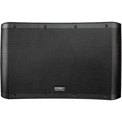QSC KLA12 Active Line Array Speaker Black