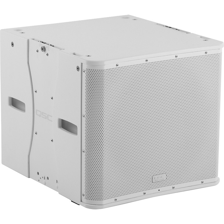 QSC KLA181 Active Line Array Subwoofer White