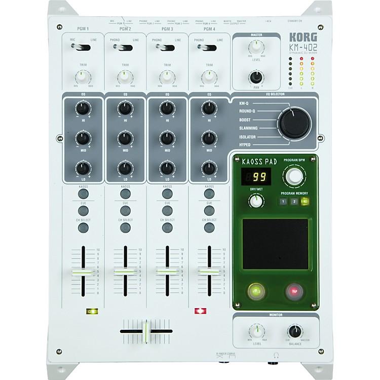 KorgKM-402 4-Channel KAOSS DJ Mixer