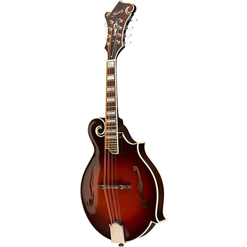 Kentucky KM-805 Artist F-model Mandolin Vintage Amberburst