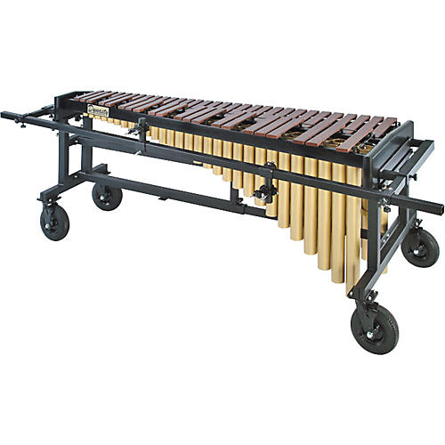 Bergerault KM-PS43G Marimba 4.3 Octave With Grid Iron Cart