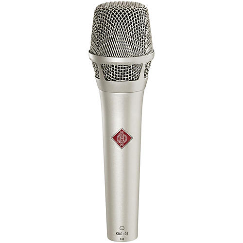 Neumann KMS 104 Handheld Vocal Condenser Microphone