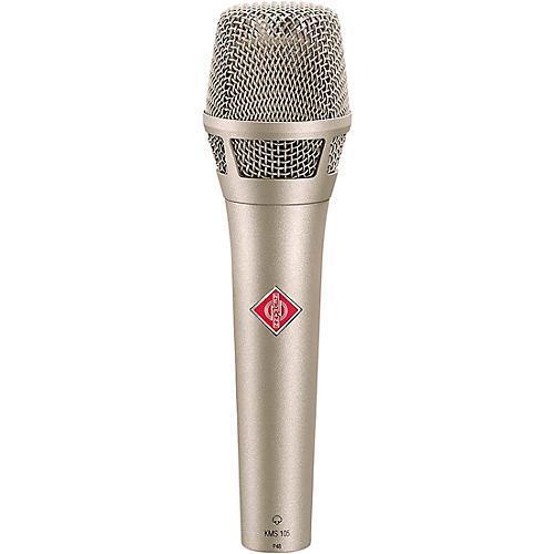 Neumann KMS105 Microphone Nickel Silver