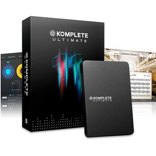 Native Instruments KOMPLETE 11 ULTIMATE Upgrade from KOMPLETE SELECT