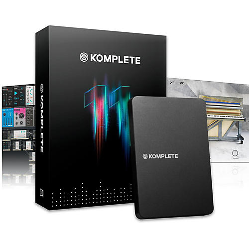 Native Instruments KOMPLETE 11 Update-thumbnail