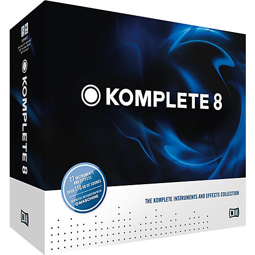 Native Instruments KOMPLETE 8