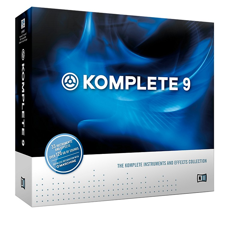 Native Instruments KOMPLETE 9 CRG