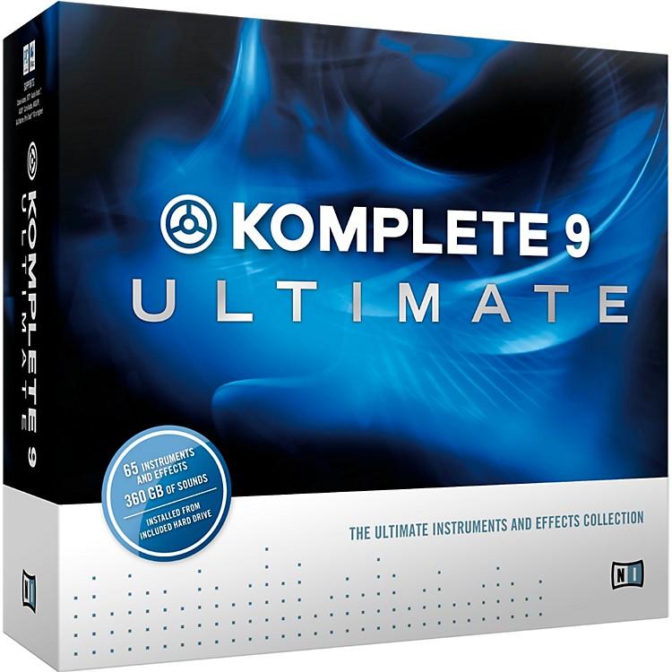 Native InstrumentsKOMPLETE 9 Ultimate CRG