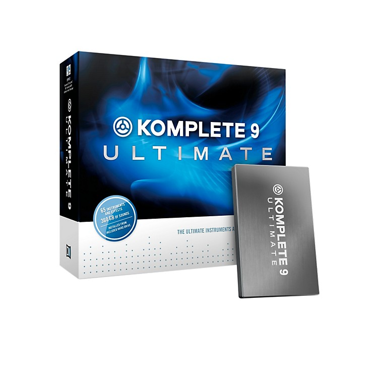 Native InstrumentsKOMPLETE 9 Ultimate
