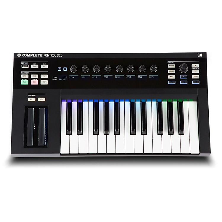 native instruments komplete kontrol s25 keyboard controller musician 39 s friend. Black Bedroom Furniture Sets. Home Design Ideas