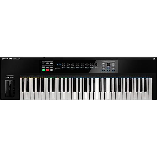 Native Instruments KOMPLETE KONTROL S61 Keyboard Controller