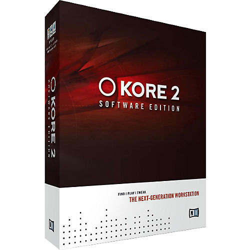 Native Instruments KORE 2 Software Edition