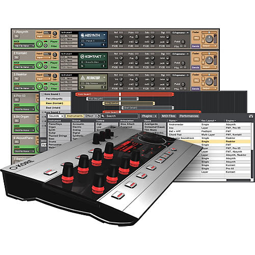 Native Instruments KORE Virtual Instrument Sound Platform-thumbnail