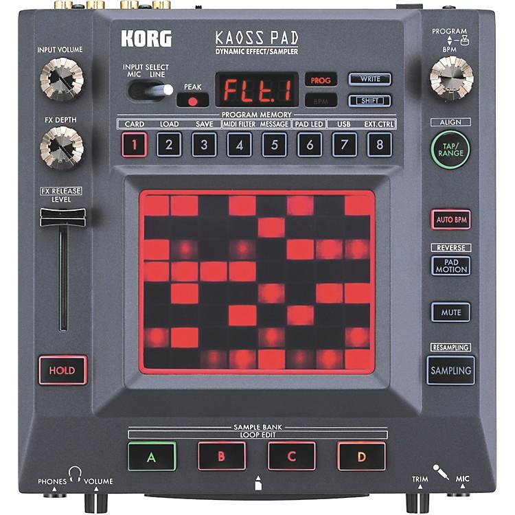 KorgKP3 KAOSS Pad Dynamic Effect/Sampler