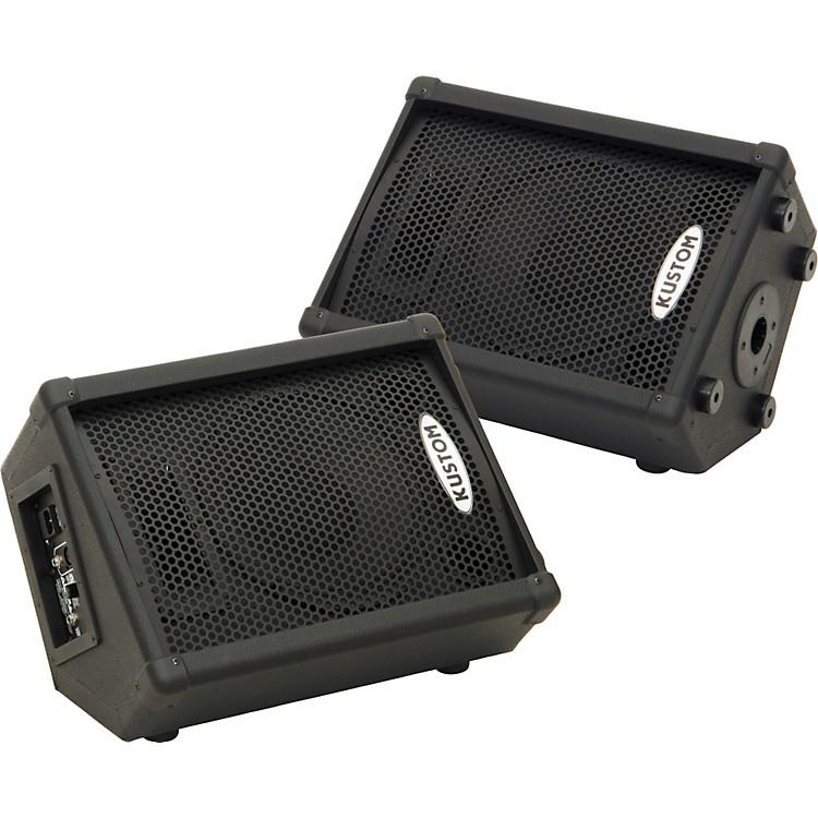 KustomKPC10MP Powered Speaker Pair