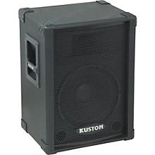 """Kustom PA KPC12 12"""" PA Speaker Cabinet with Horn Level 2 Regular 888366055496"""