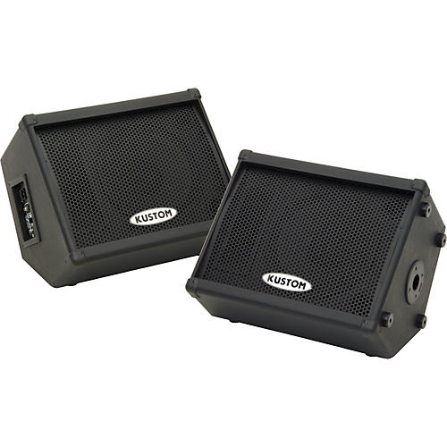 Kustom PA KPC12MP Powered Speaker Pair