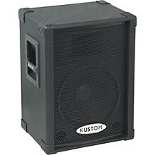 """Kustom KPC12P 12"""" Powered PA Speaker Level 2 Regular 888366054178"""