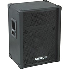 "Kustom PA KPC15 15"" PA Speaker Cabinet with Horn"