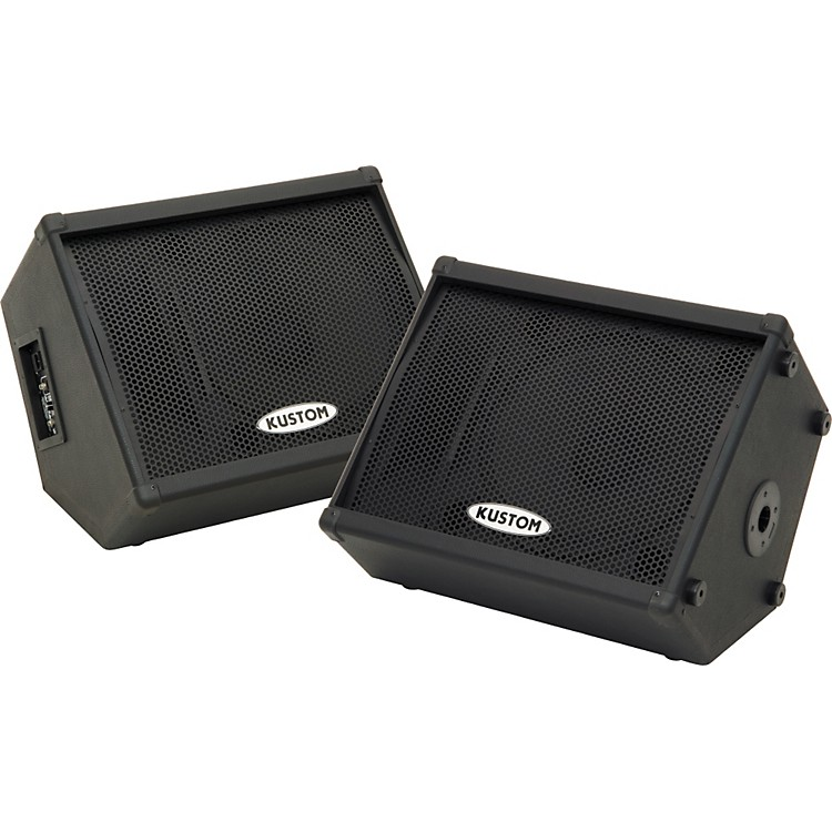 Kustom KPC15MP Powered Speaker Pair