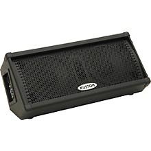 """Kustom KPC210MP Dual 10"""" Powered Monitor Speaker Level 2 Regular 888366068083"""