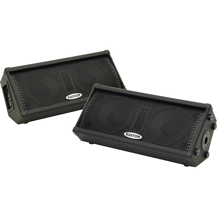 Kustom KPC210MP Powered Speaker Pair