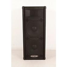 """Kustom KPC215H 2x15"""" PA Speaker Cabinet with Horn Level 3 Regular 888366010013"""
