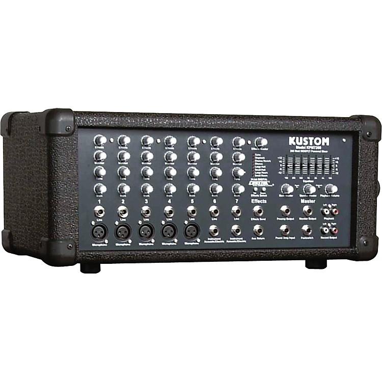 KustomKPM7250 Powered Mixer