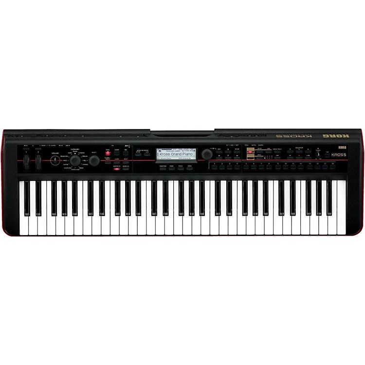 KorgKROSS 61 Keyboard Workstation
