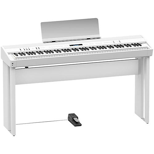 Roland KSC-90-WH Digital Piano Stand for FP-90-WH-thumbnail