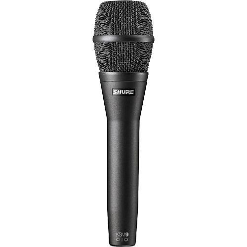 Shure KSM9 Dual Diaphragm Performance Condenser Microphone-thumbnail