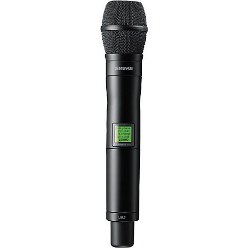 Shure KSM9 Wireless Transmitter Black CH H4
