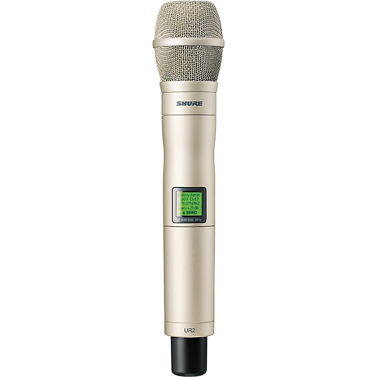 Shure KSM9 Wireless Transmitter Champagne CH H4