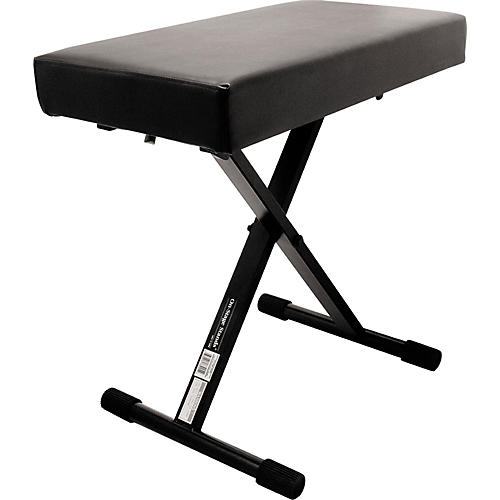 On Stage Stands Kt7800 Keyboard Bench Musician S Friend