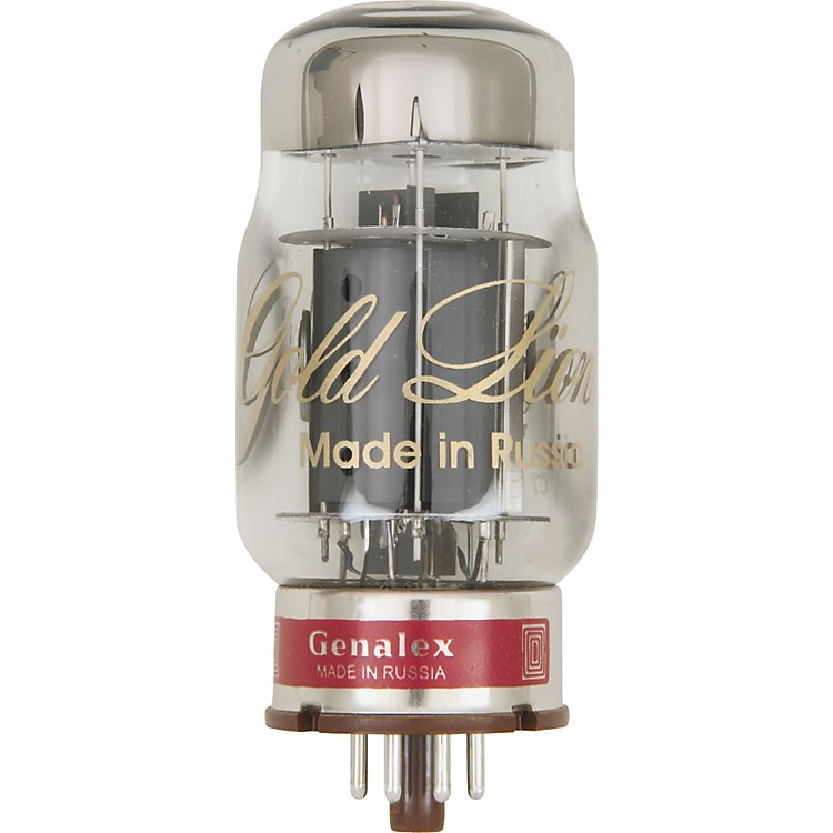 Genalex KT88 Gold Lion Power Tube Sets Medium Quartet