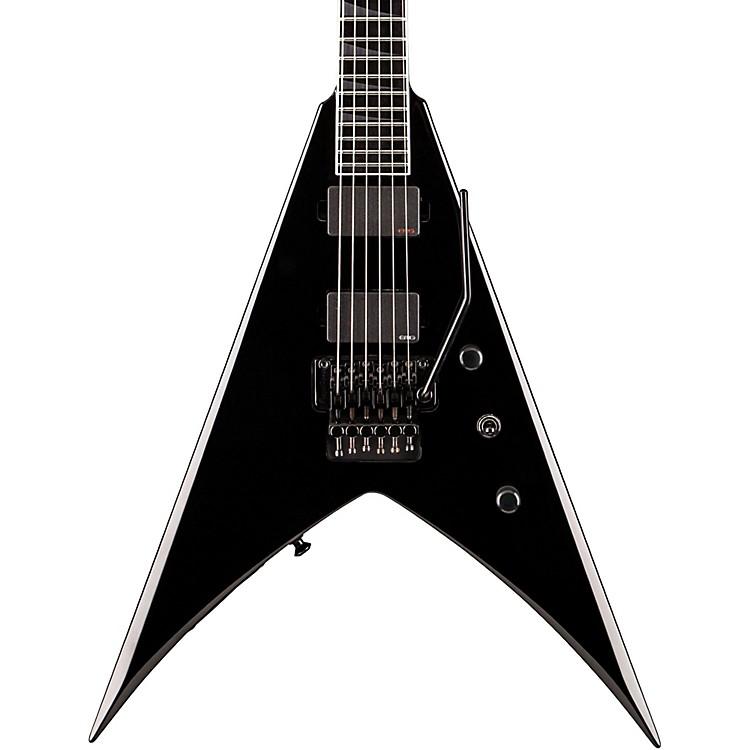JacksonKVMG Pro V King Electric GuitarSnow White w/ Black Bevels