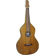 Asher Guitars & Lap Steels KW100 Imperial Lap Steel Acoustic Guitar Natural