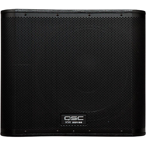 QSC KW181 Powered Sub Woofer 18