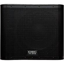 """QSC KW181 Powered Sub Woofer 18"""" 1000W"""