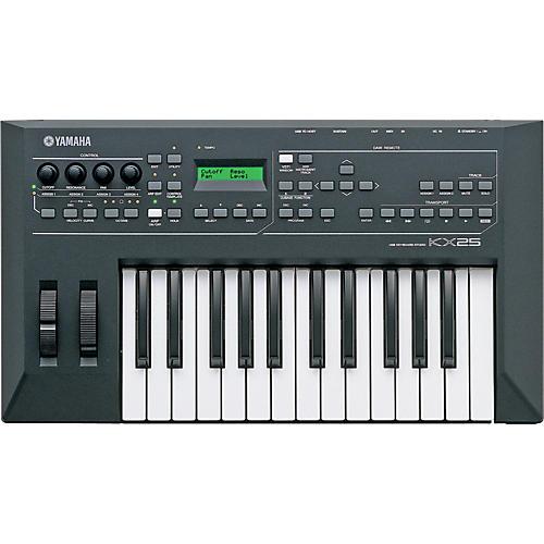yamaha kx25 usb keyboard studio controller musician 39 s friend